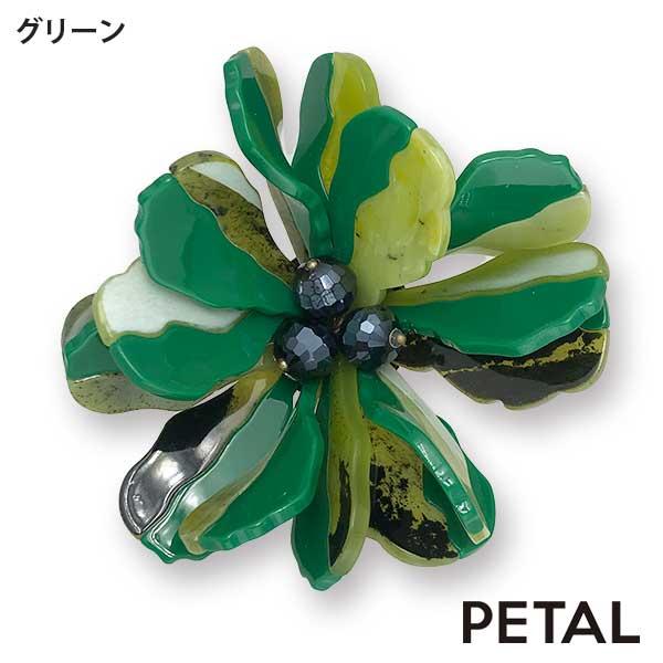 BAROMU☆ブローチ・ブリム【PETAL MARKET】