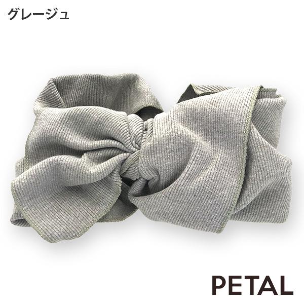 BONBONリボンターバン【PETAL MARKET】