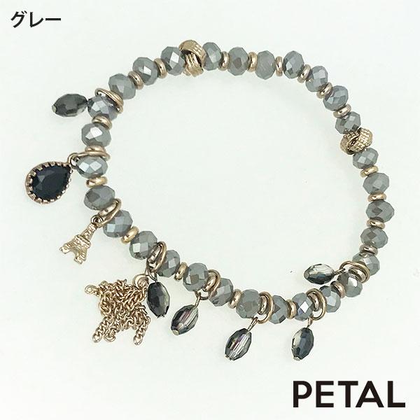 NEW☆bijouxシングルブレスレット【PETAL MARKET】