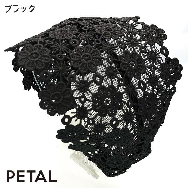 QUI新作カチューシャデイジー【PETAL MARKET】