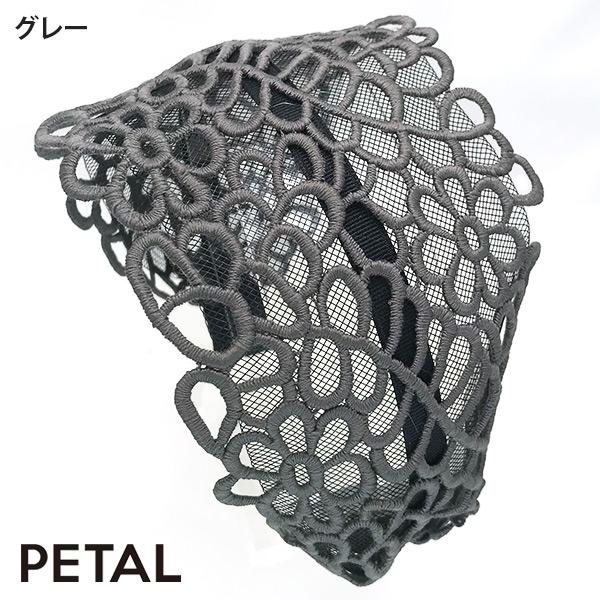 QUI新作カチューシャパティ【PETAL MARKET】