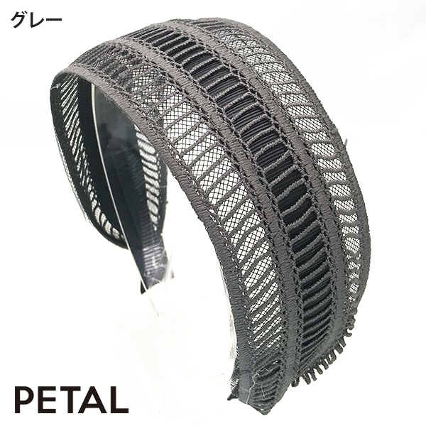QUI新作カチューシャライム【PETAL MARKET】