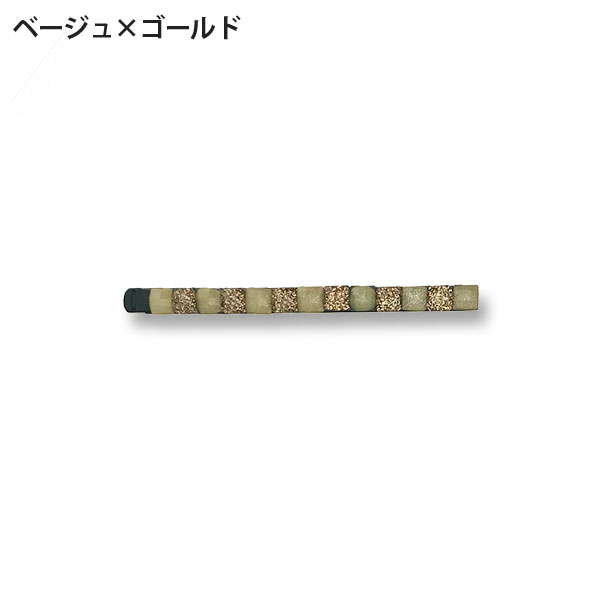 新色入荷 BLACKフラットピン(小)【PETAL MARKET】