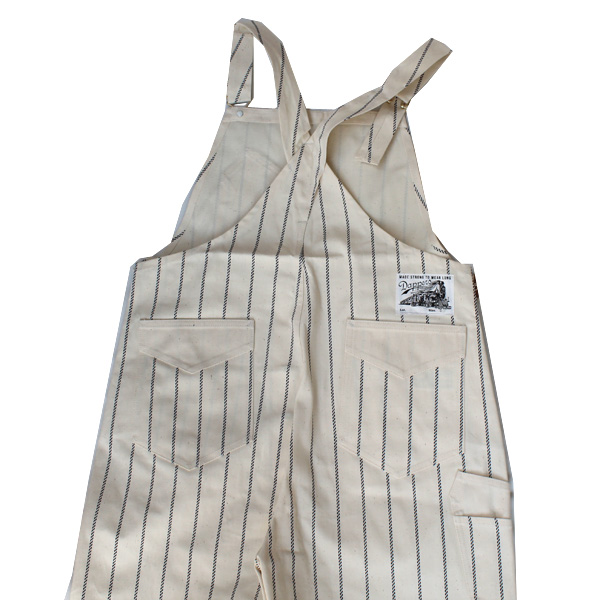 【Dapper's(ダッパーズ)】Classical Railroader Overalls Type Hi-Back LOT1387
