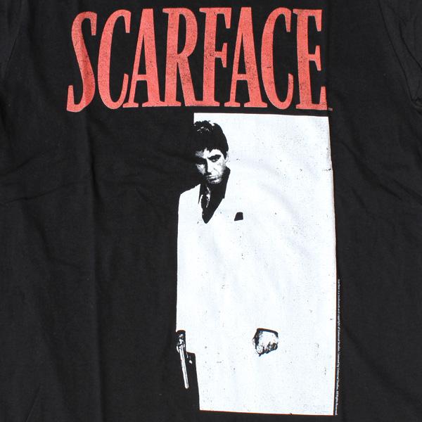 【SCARFACE(スカーフェイス)】 MENG (メンジー) T-SHIRTS Al Pacino アル・パチーノ