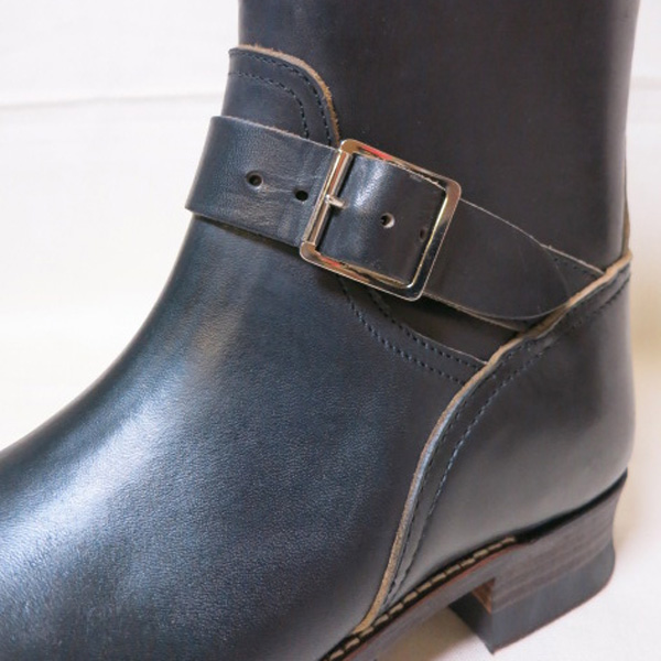 【Dapper's(ダッパーズ)】40's Style Engineer Boots