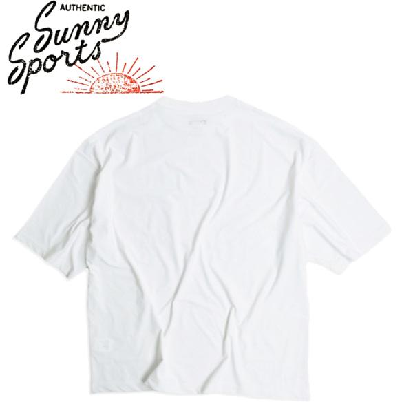 【SUNNY SPORTS(サニースポーツ)】BIGGEST SS POCKET TEE 「華丸&千鳥のテッパンいただきます!」 SixTONES ストーンズ 田中 樹さんにご購入して頂きました。
