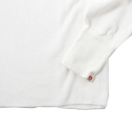 【Ues(ウエス)】四本針ヘビーサーマル レギュラー 長袖Tシャツ