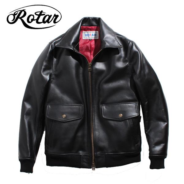 【ROTAR(ローター)】Neo A-2 レザージャケット ライダース