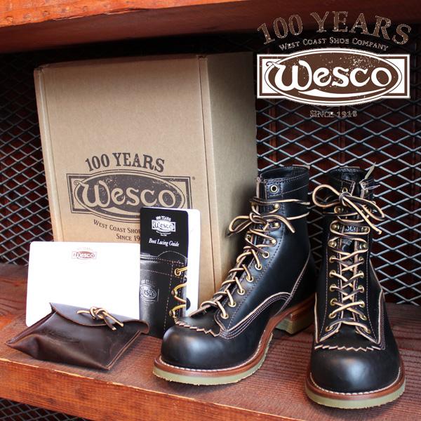 【WESCO(ウエスコ)】Horsehide Jobmaster 38LTT- 100th Anniversary Modelホースハイド ジョブマスター 100周年記念モデル