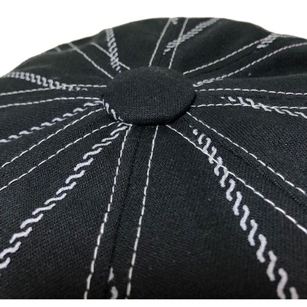 【Dapper's(ダッパーズ)】MW Type GM Casquette LOT1347 クラッシック キャスケット ハンチング帽