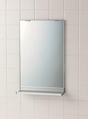 交換用鏡の棚 NS-457 高さ40×幅457×104�