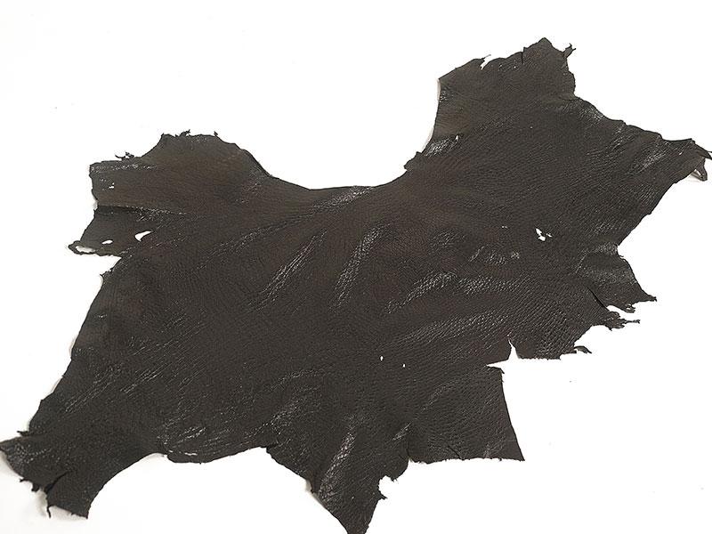 特価 エミュー丸革(ブラック) #177