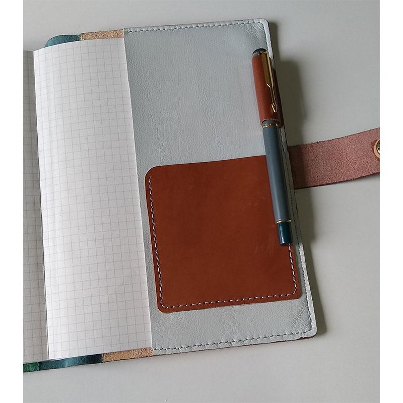 A5サイズ手帳カバー