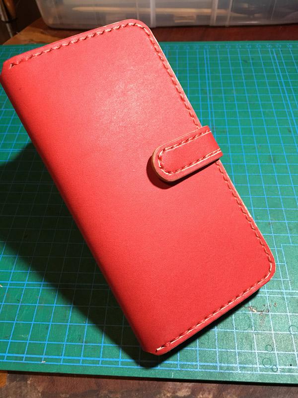 アイフォーン6sプラス手帳型ケース