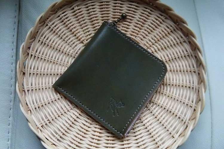 �ポーチ、�財布、�財布
