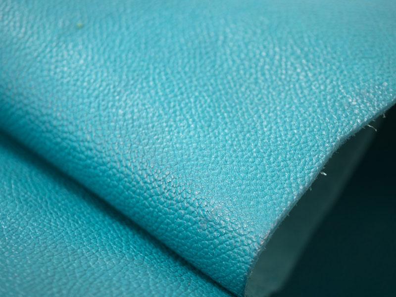特価 ブルーシュリンク型押し半裁(ブルー) #199