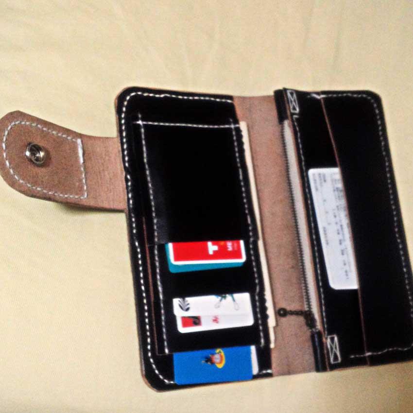 バイカーウォレット長財布