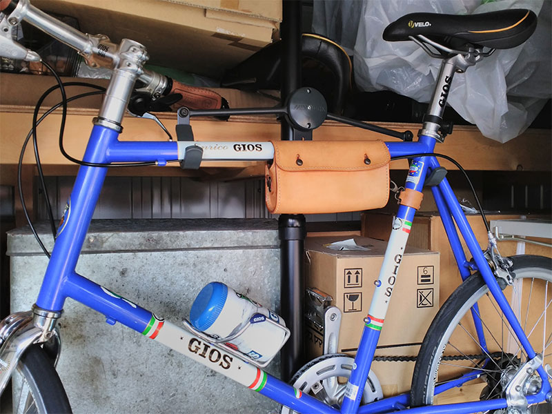 自転車用工具入れ