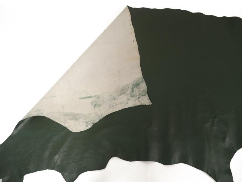 特価 ナチュラルシュリンク半裁(ダークグリーン) #259