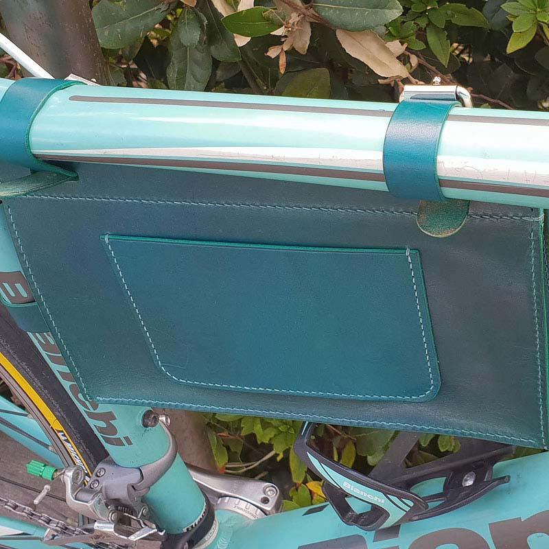 ロードバイク用工具バック