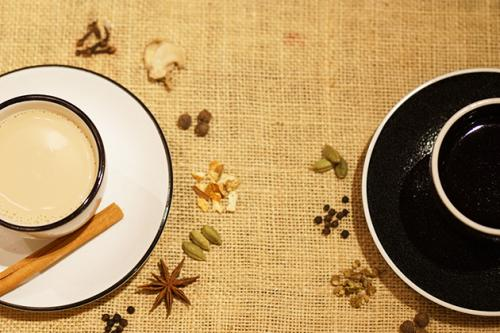 COFEE CHAI SET【For White coffee】