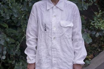 Mountain Research O.C. Shirt majotae/マウンテンリサーチ  オープンカラーシャツ(麻世妙)