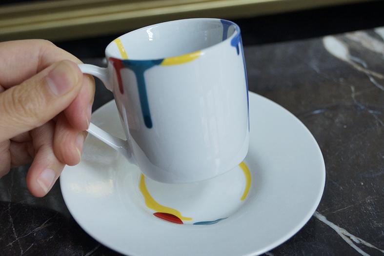 [テート・ギャラリー]Artist espresso cup
