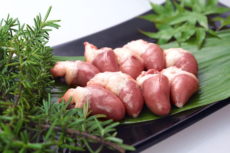 宮崎県産エビス鶏 ハツ(心臓) ※お一人様2kgまで