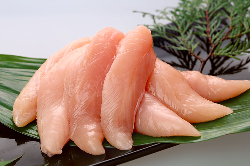 宮崎県産エビス鶏 ささみ
