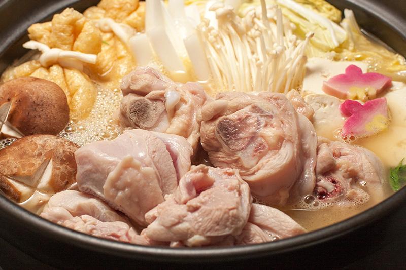 霧島鶏鍋セット(約5人前)