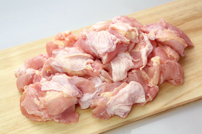 宮崎県産エビス鶏 肩小肉