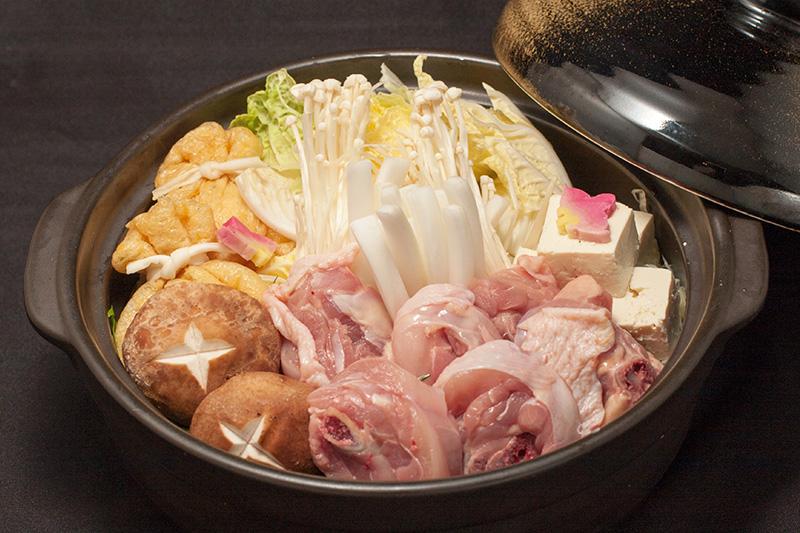霧島鶏鍋セット(約3人前)