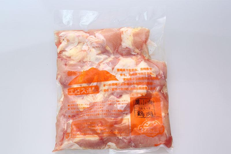 宮崎県産エビス鶏 ももブツ切り