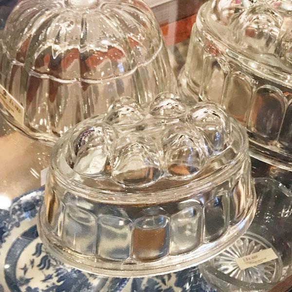 ガラスジェリーモールド オーバル S ☆7,700円以上購入で送料無料!☆
