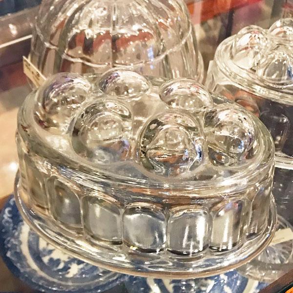 ガラスジェリーモールド オーバル L ☆7,700円以上購入で送料無料!☆