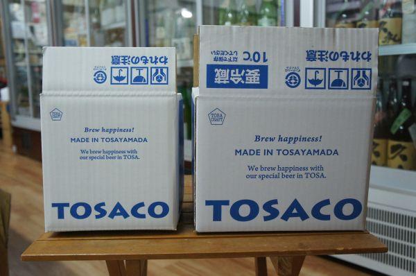 TOSACO 箱入り