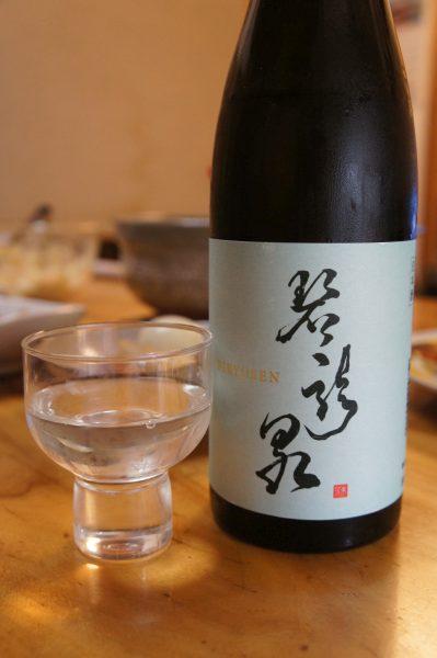 亀泉 純米大吟醸 碧龍泉(びりゅうせん)