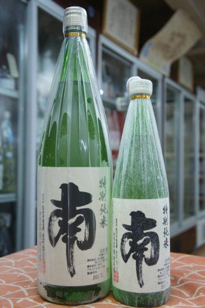 南 30BY 特別純米酒