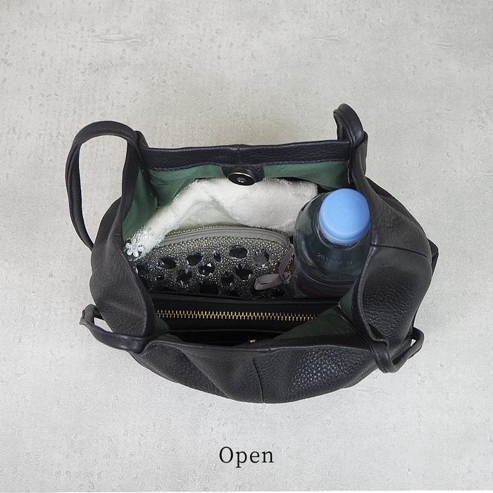 Pincee ピンス  Raffineシリーズ 本革 シンプルトートバッグ