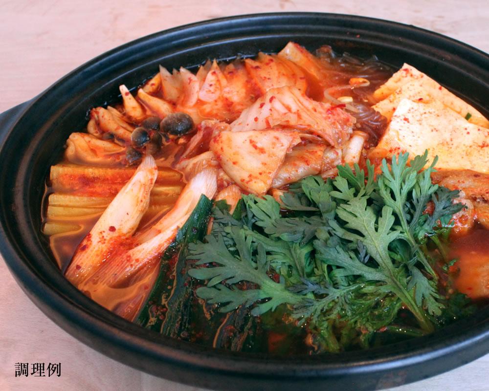 キムチ鍋スープ 200g