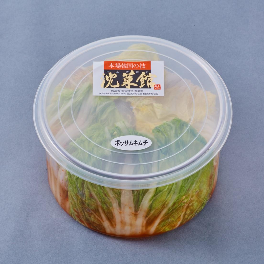 【期間限定】7種の海鮮ポッサムキムチ 850g