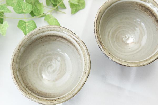 【益子焼】さくらの小さめ煎茶カップ【開いた形・単品1個】