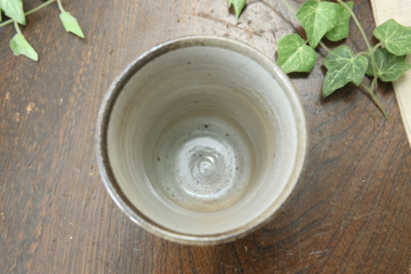 【益子焼】 タンブラーペアセット 結婚祝いにおすすめ 紅白はなみずき 花水木白1個 花水木ピンク1個 陶器のタンブラーペアセット