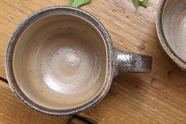 【益子焼】はなみずきのマグカップ【単品1個】