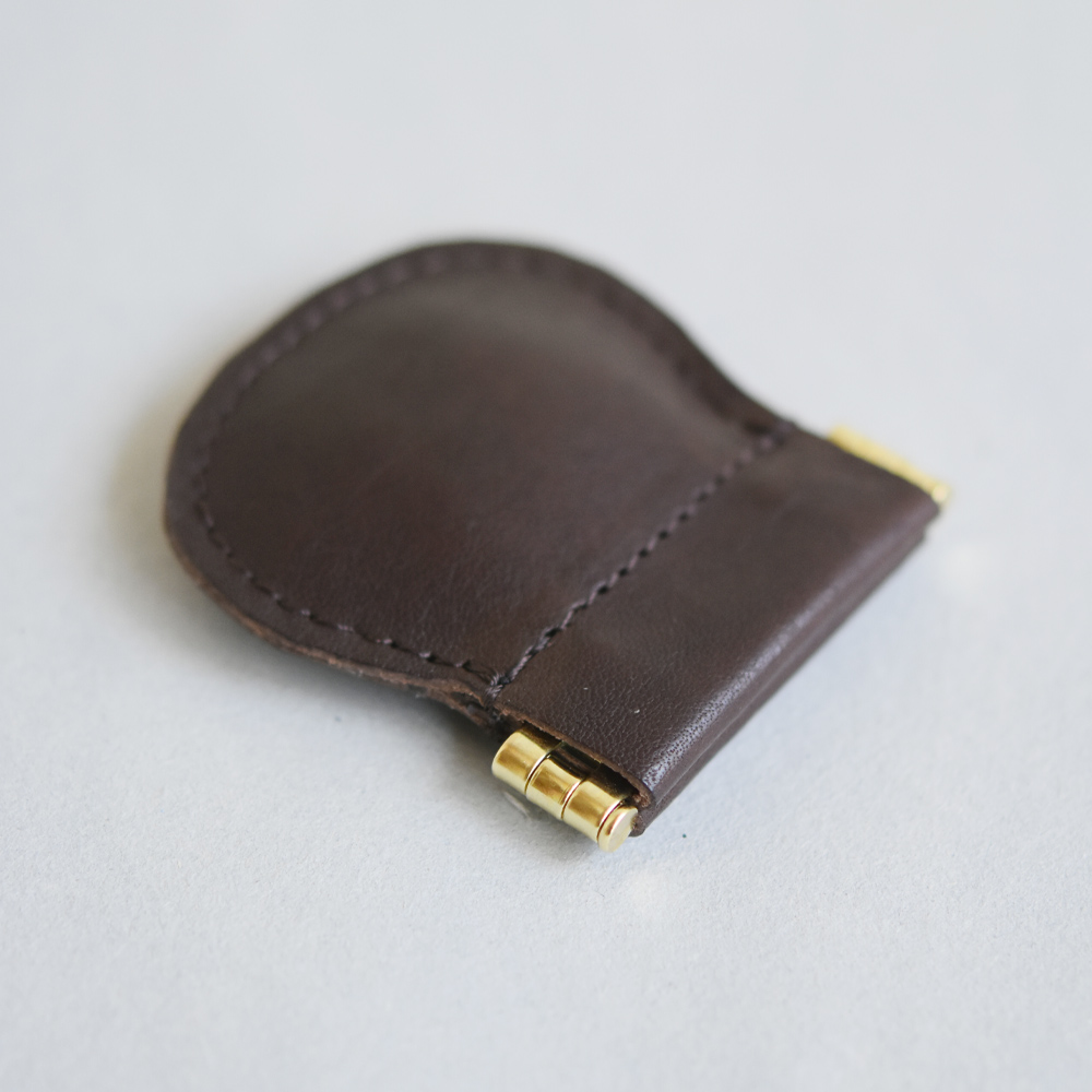 【型紙のみ】F323 / 1cm x 5cm バネ口金