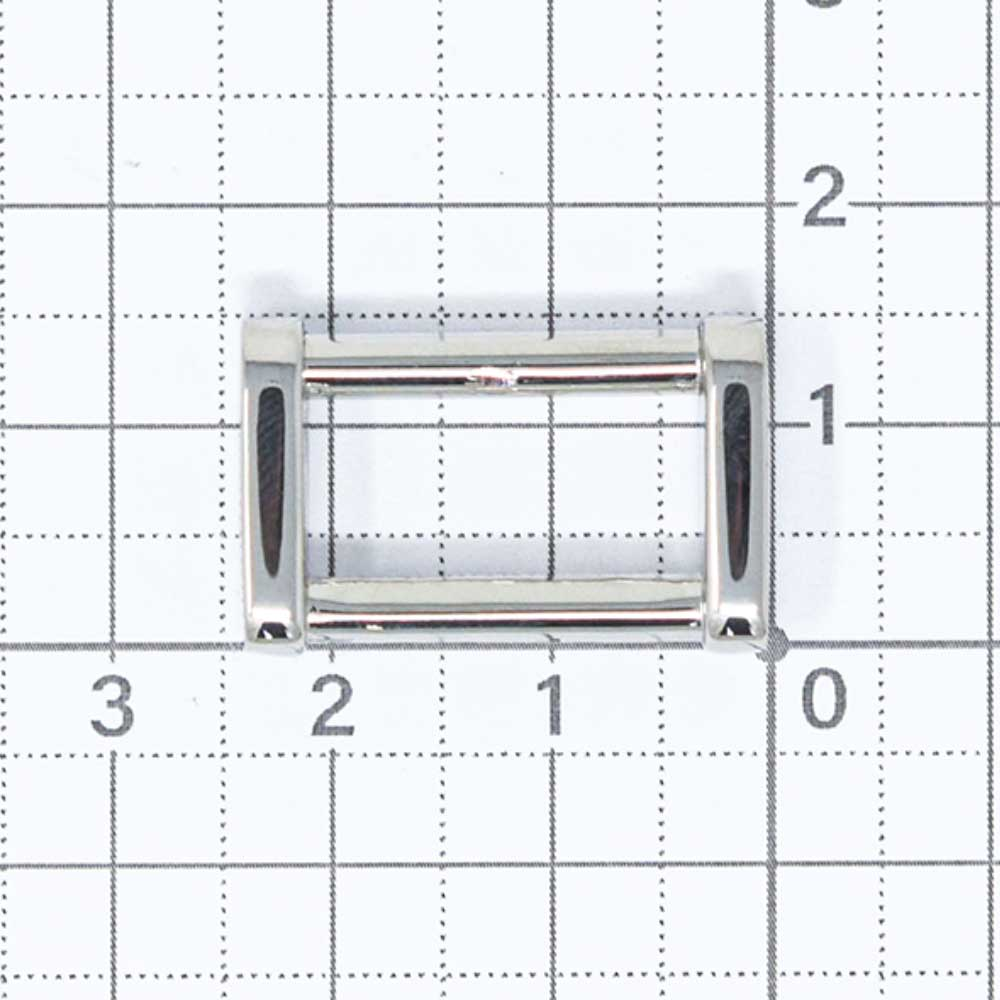 【SALE品】CP-10 18� 小判ネジ角カン / N 〈4個〉
