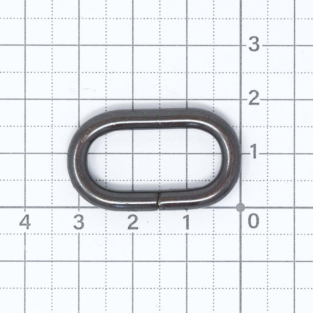 【SALE品】25×11.5×4 小判カン / CUB 〈10個〉