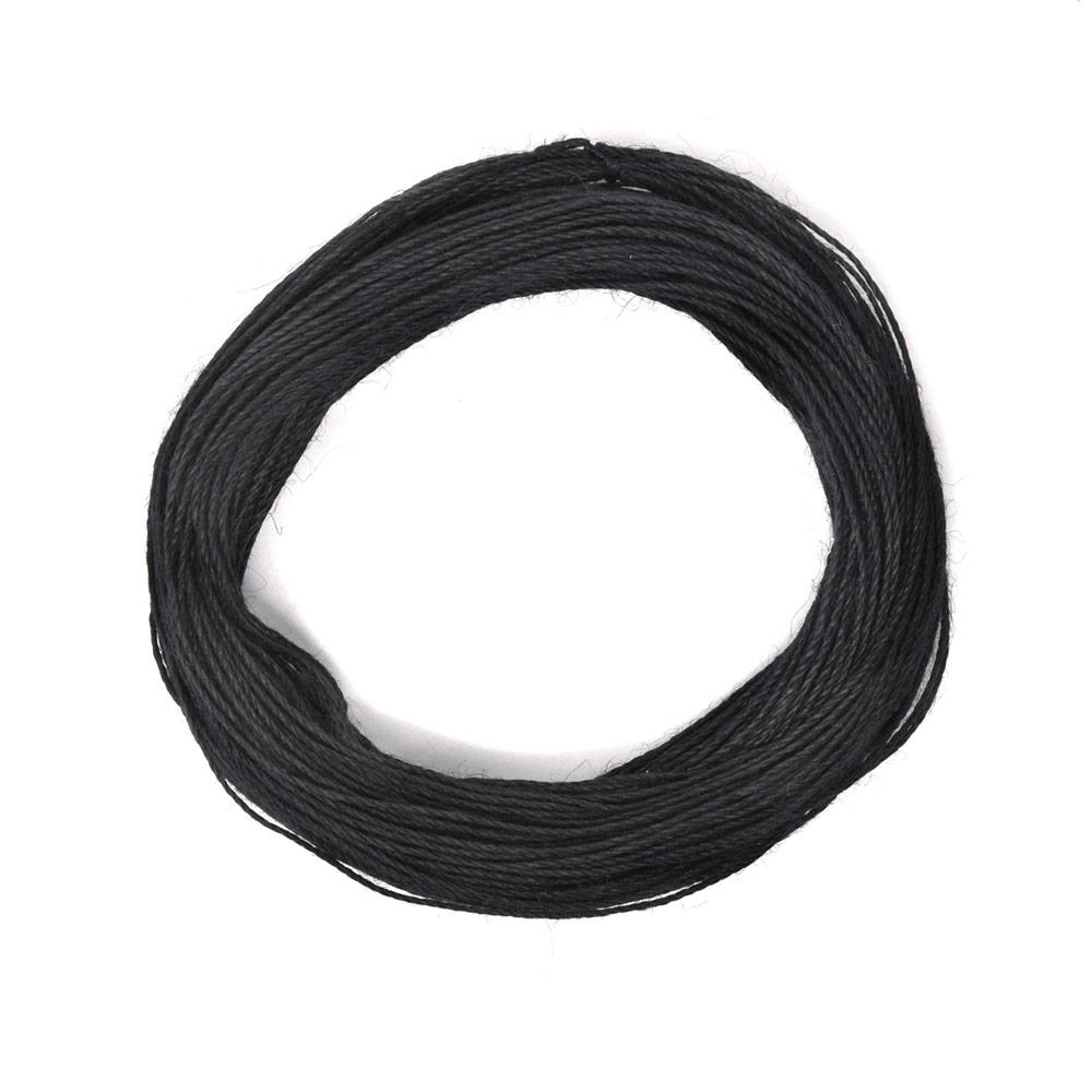 Z90 / エスコード 麻手縫い糸 / 黒・生成り・茶〈30m〉