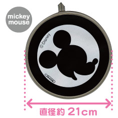 IHマット mickey mouse/minnie mouse